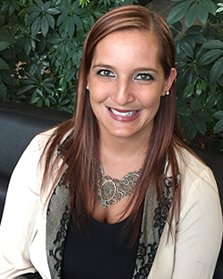 Jackie Morales, Director of Client Services